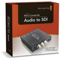 Mini Converter Audio to SDI - BMD -