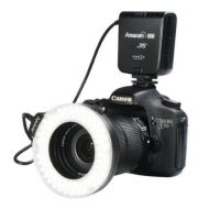 Amaran Halo LED Ring Flash para Cámaras Canon
