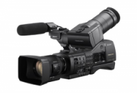 NXCAM Camcorder with 18-105mm Lens