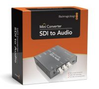 Mini Converter SDI to Audio - BMD
